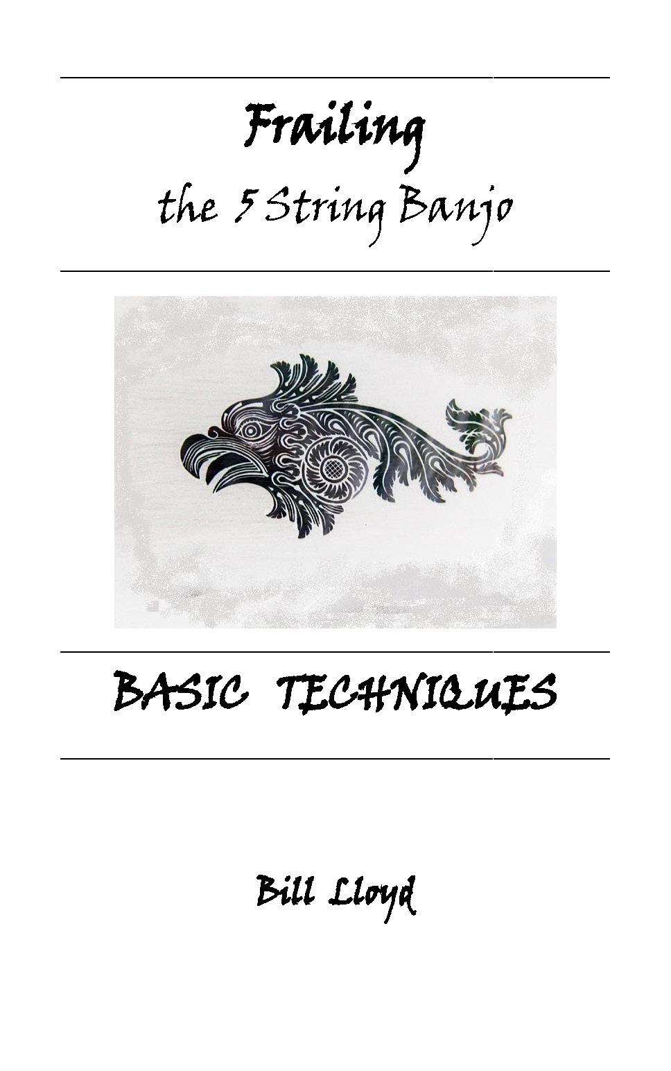 Frailing the 5 string banjo